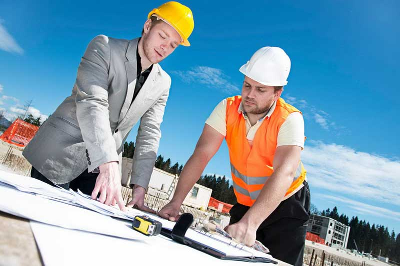 Строительство - переподготовка